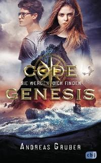 Cover Code Genesis - Sie werden dich finden