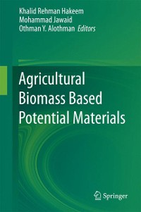 Cover Agricultural Biomass Based Potential Materials