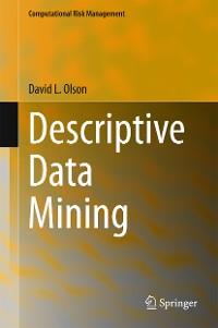 Cover Descriptive Data Mining