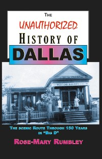 Cover Unauthorized History of Dallas
