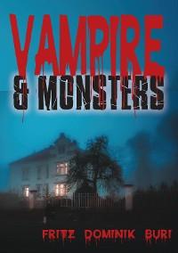 Cover Vampire & Monsters