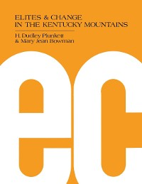 Cover Elites and Change in the Kentucky Mountains