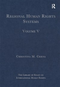 Cover Regional Human Rights Systems