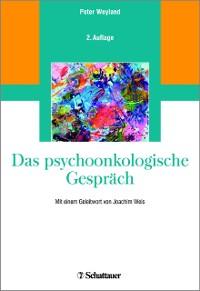 Cover Das psychoonkologische Gespräch