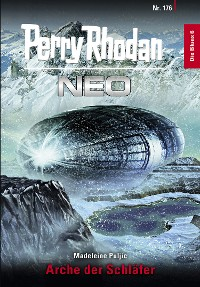 Cover Perry Rhodan Neo 176: Arche der Schläfer