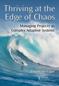 Cover Thriving at the Edge of Chaos
