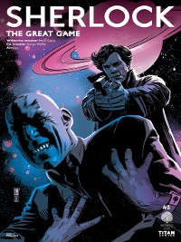 Cover Sherlock: The Great Game, Issue 5