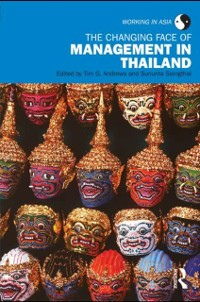 Cover Changing Face of Management in Thailand