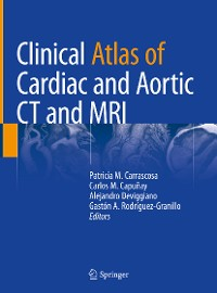 Cover Clinical Atlas of Cardiac and Aortic CT and MRI