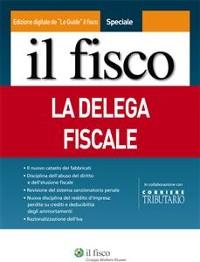Cover La delega fiscale