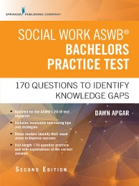 Cover Social Work ASWB Bachelors Practice Test