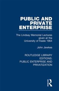 Cover Public and Private Enterprise