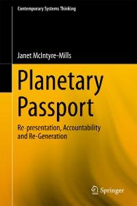 Cover Planetary Passport
