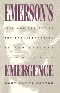 Cover Emerson's Emergence