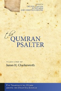 Cover The Qumran Psalter