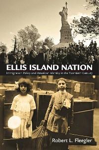 Cover Ellis Island Nation