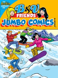 Cover Betty & Veronica Friends Comics Digest (2010), Issue 266