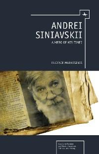 Cover Andrei Siniavskii