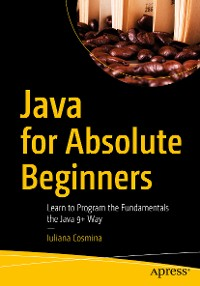 Cover Java for Absolute Beginners