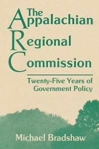 Cover The Appalachian Regional Commission
