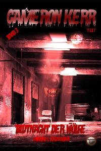 Cover Blutnacht der Wölfe