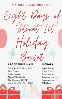 Cover Eight Days of Street Lit Holiday Boxset
