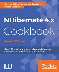 Cover NHibernate 4.x Cookbook - Second Edition