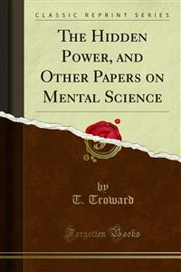 Cover The Hidden Power, and Other Papers on Mental Science