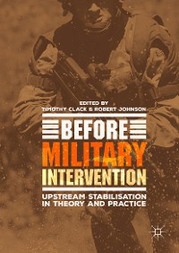 Cover Before Military Intervention