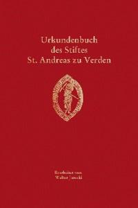 Cover Urkundenbuch des Stiftes St. Andreas zu Verden