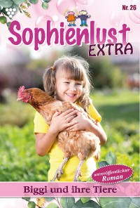 Cover Sophienlust Extra 26 – Familienroman