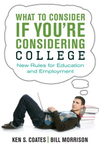 Cover What to Consider If You're Considering College