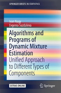 Cover Algorithms and Programs of Dynamic Mixture Estimation