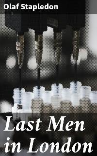 Cover Last Men in London