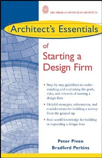 Cover Architect's Essentials of Starting, Assessing and Transitioning a Design Firm