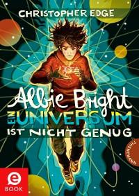 Cover Albie Bright - Ein Universum ist nicht genug