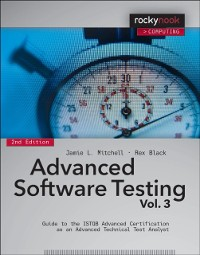 Cover Advanced Software Testing - Vol. 3, 2nd Edition