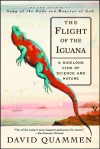 Cover Flight of the Iguana