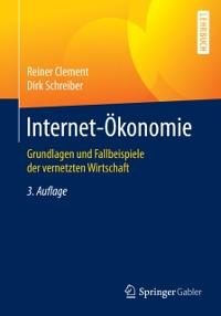 Cover Internet-Okonomie