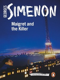 Cover Maigret and the Killer