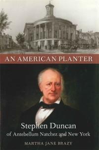 Cover American Planter