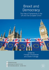 Cover Brexit and Democracy