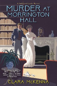 Cover Murder at Morrington Hall