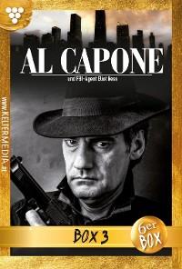Cover Al Capone Jubiläumsbox 3 – Kriminalroman