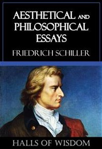 Cover Aesthetical and Philosophical Essays [Halls of Wisdom]
