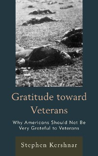 Cover Gratitude toward Veterans