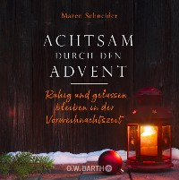 Cover Achtsam durch den Advent