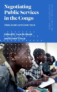 Cover Negotiating Public Services in the Congo