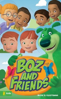 Cover BOZ and Friends