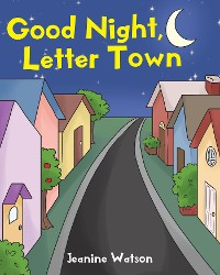 Cover Good Night, Letter Town